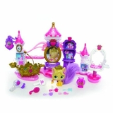 Disney Princess Palace Pets Pamper Spa Playset with Kitty Summer