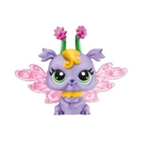 Littlest Pet Shop Enchanted Fairies Light Up Lilac Fairy #2729