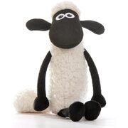 Shaun The Sheep 15cm Shaun Bean Plush Toy