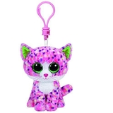 TY Beanie Boos Clip Ons - Sophie Pink Cat Plush