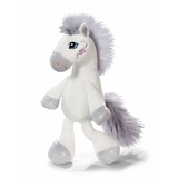 Nici Horse White Dangling Plush - Miracle 35cm