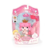 Disney Palace Pets  Furry Tail Friends Doll -  Aurora's Puppy Macaron