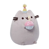Pusheen The Cat Plush Pusheen Birthday 26.5 cm - Licensed by Gund