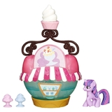 My Little Pony Friendship Is Magic Collection mini Ice Cream Stand Twilght