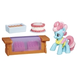 My Little Pony Friendship is Magic Collection Mini Mrs. Dazzle Cake Pack