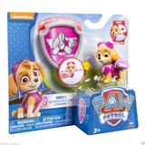 Paw Patrol Pup with Transforming Backpack- Skye