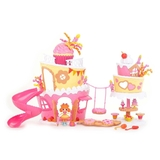 Lalaloopsy Mini - Super Silly Party Cake Playset