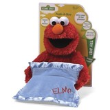 Sesame Street PEEK-A -BOO ELMO - Talking Plush 38 CM