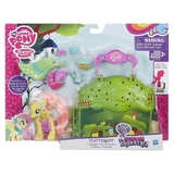 My Little Pony Explore Equestria Fluttershy Cottage Playset