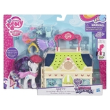 My Little Pony Explore Equestria Rarity Dress Shop Playset
