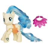 My Little Pony G4 Poseable PonyMiss Pommel Runway Show Figure
