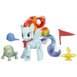 My Little Pony G4 Kick Motion Rainbow Dash Winning Kick