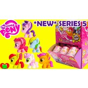 My Little Pony Series 5 - Fash'ems Squishy Fun  Choose from 6