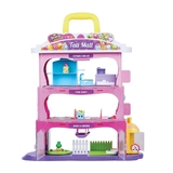 Shopkins Tall Mall Playset Storage Case