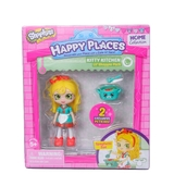Shopkins Happy Places LIL' SHOPPIE Doll - Spaghetti Sue