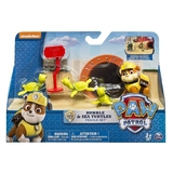 Paw Patrol Rescue Set Rubble and Sea Turtles