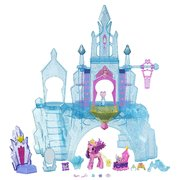 My Little Pony Explore Equestria Crystal Empire Castle Playset - with Cadance