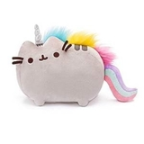 Pusheen The Cat Plush Unicorn PUSHEENICORN 33 cm - Licensed by Gund