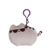 Pusheen The Cat Backpack Clip Sunglasses Plush 11.5 cm - Licensed by Gund