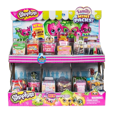 Shopkins Season 11 Mini Pack Full Box of 30
