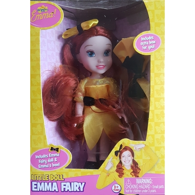 "The Wiggles Emma Little Doll 6"" [Doll: Emma Fairy]"
